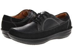 Men's Hewlett Black Nubuck | Alegria Shoe Shop