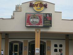 Hard Rock Cafe, Niagra Falls, New York