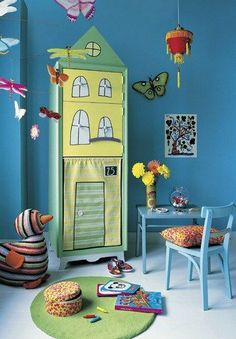 mommo design - LITTLE HOUSES - wardrobe