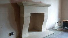 The Ashton limestone fireplace Natural Stone Fireplaces, Limestone Fireplace, Natural Stones, Home Decor, Interior Design, Home Interior Design, Home Decoration, Decoration Home, Interior Decorating