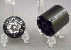 Pietta Remington 1858 44/45 Conversion Cylinder : Black Powder Pistols & Muzzleloader Pistols at GunBroker.com