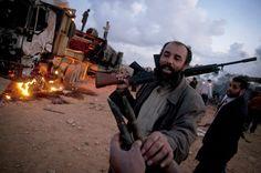 Ataque dos EUA contra EI deixa 41 mortos na Líbia (foto: EPA)