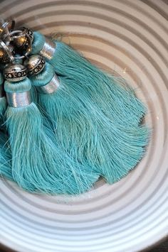 ccchicpotpourri: (via Things I Love / Moroccan tassels)
