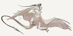 """""""Some rough sketches. A soft new harpy friend (whocouldthatbe) and a very rough doodle of Alyster. Monster Concept Art, Fantasy Monster, Monster Art, Mythical Creatures Art, Alien Creatures, Magical Creatures, Manga Dragon, Dragon Art, Animal Sketches"""