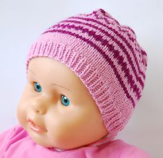 98a3be15007 136 Best Knitted Kids Hats images