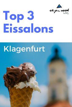 In Klagenfurt gibt es als Erfrischung nicht nur den Wörthersee, sondern auch leckeres Eis. Unsere Top 3 Eissalons in Klagenfurt https://www.allyouneedhotels.at/hotel-services/news/article/top-3-eissalons-klagenfurt/
