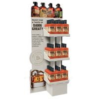 Custom corrugated displays are fantastic temporary fixtures that call attention to your brand. These displays are great for seasonal promotions, new product launches, or simply to draw new customers to your brand. Contact a team member today and learn more about this effective #marketing technique. Contact us at 866-568-0574