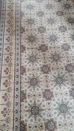 Moroccan Design, Decoration, Dollhouse Miniatures, Tiles, Mosaic, Flooring, Loft, Bathroom, Home Decor