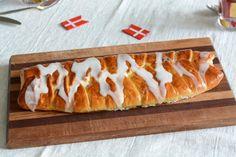 Kanelstang med creme (recipe in Danish from Bageglad)