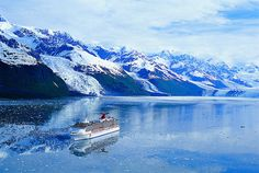 An Alaskan Cruise.  Definitely on my Bucket List.