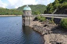 Dam at Elan Valley #dam #valley