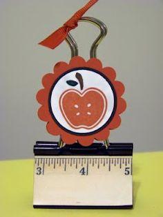Teacher Binder Clip