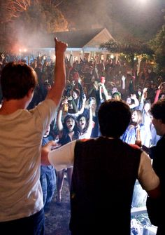 """Project X """"To the break of dawn YO!!"""" Such a silly movie but I loved most of it anyway"""