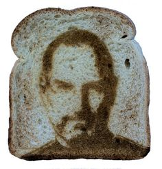Steve Jobs Toast Anyone?