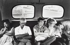 "Bruce Davidson, ""Brooklyn Gang, 1959"". Exhibition de Young February 27, 2016 – September 11, 2016"