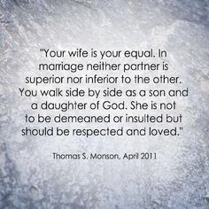 Love and marriage, successful marriage, marriage advice, wife quotes, lds q Wife Quotes, Lds Quotes, Dating Quotes, Relationship Quotes, Inspirational Quotes, Qoutes, Motivational, Gospel Quotes, Funny Quotes