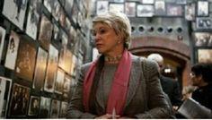A ministra da Cultura, Marta Suplicy, visitou nesta quinta-feira (14) o Museu do Holocausto, em Washington (Estados Unidos), acompanhada do presidente da Fundação Cultural Palmares, José Hilton Cobra.