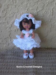 Crochet Kelly Doll Clothes