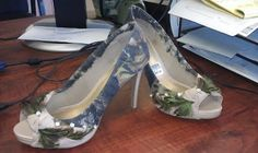 camouflage themed SHOES!!!! | Weddings, Style and Decor, Do It Yourself | Wedding Forums | WeddingWire
