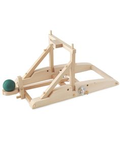 CATAPULT KIT | Wooden Catapult Kit, Build Your Own Catapult, Medieval | UncommonGoods - You know, it would be great to have a kid that could learn to build things, discover old siege tactics, learn history and engineering all in one neat little kit - but then, who wants a kid running around knowing how to build a catapult. That strikes me as dangerous. Because I know what damage I would have done.