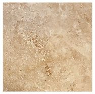 Capadocia Walnut Brushed Filled 18 x 18 in