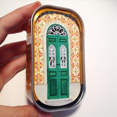 Step 4 of 4: inside a can! (This will be on sale soon on a tictail shop) by marillustrations