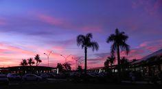 Sunset / Pôr do Sol em Campinas - SP!