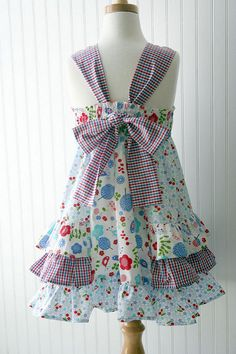 """back view   Pattern is """"Grace"""" from www.YouCanMakeThis.com F…   Flickr"""
