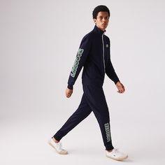 Lacoste Sport | Preview | LACOSTE Lacoste Sport, Top Luxury Brands, Cotton Fleece, Drawstring Pants, Underwear, Normcore, Suits, Sleeves, Jackets