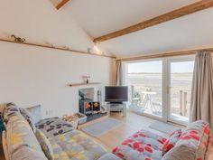 Rivers End Cottage, Ravenglass | Sally's Cottages Lake District Holidays, Lake District Cottages, Wet Room Bathroom, Power Shower, King Bedroom, Wood Burner, Wet Rooms, Double Bedroom, Open Plan Living