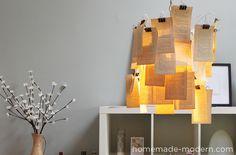 HomeMade Modern DIY EP4 Photo Lamp Shade Options