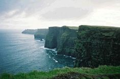 Cliffs of Moher in Ireland....and a proposal