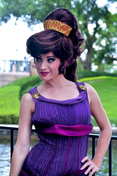 The day I meet Meg and get a picture and autograph from her is the day my disney world obsession will be complete! <3