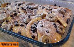 csokis banános amerikai rakott palacsinta sütés előtt Cookies, Food, Crack Crackers, Biscuits, Essen, Meals, Cookie Recipes, Yemek, Cookie