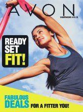 Avon Brochure Avon Brochure, Wellness, Brochures, Fitness