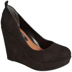 #Scarpin Cravo & Canela Anabela <3 #Shoes