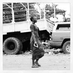 La Femme Africaine / Kinshasa - DRC, Africa
