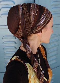 Mmmm NYB, Braided Wreath Headband and 2 in 1!