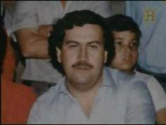 Documental Pablo Escobar el terror de Colombia