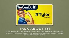 HOWTO Tyler - #Tyler #TeamTyler
