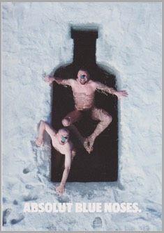 Blue Noses (A1) - Miedzy Namy Postcard, POL