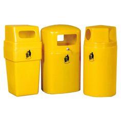 Service Outdoor Litter Bins