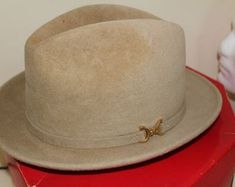 56141d3bc6686 Attic Esoterica by AtticEsoterica. Hat SizesHats For MenVintage ...