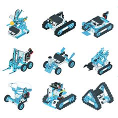 Makeblock Ultimate Robot Kit - Electronics and DIY - Robot Kits, Diy Robot, Robot Arm, Diy Electronics, Electronics Projects, 3d Printed Robot, Mobile Robot, Arduino Programming, Robotic Automation