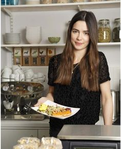 Lily Simpson, founder of The Detox Kitchen, salad ideas