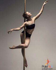 Aerial ballet is my kinda pole More Mais Pole Fitness Moves, Pole Dance Moves, Pole Dancing Fitness, Dance Tips, Dance Poses, Barre Fitness, Fitness Exercises, Aerial Dance, Aerial Hoop
