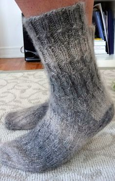 Calcetines tricot