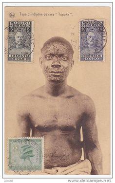 Topoke, Belgian Congo