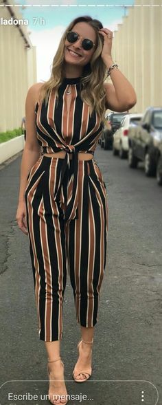 Best Everyday Outfits Part 6 Classy Outfits, Chic Outfits, Spring Outfits, Dress Outfits, Fashion Dresses, Cute Fashion, Girl Fashion, Fashion Design, Two Piece Outfit