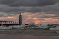 Manistee light house
